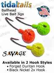 Blackfish Jigs